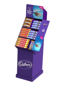 Picture of CADBURY OREO  SINGLES PPK (264)